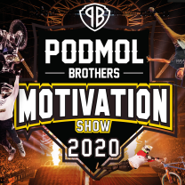 PODMOL Brothers MOTIVATION show