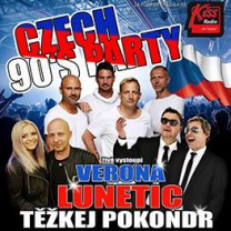 Czech 90´s party s Radiem Kiss