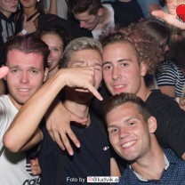 Kissparty Live Písek 2018