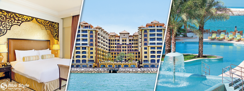 S CK Blue Style a Radiem Kiss do Emirátů